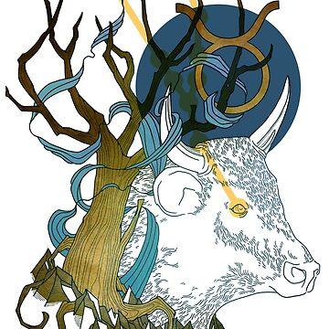 Taurus by KreaKupla