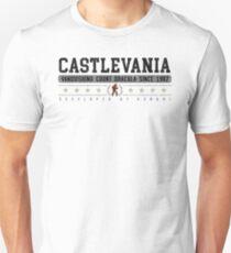 Castlevania - Vintage - White Unisex T-Shirt