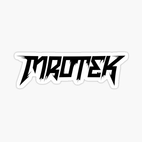 Mrotek Logo 2 Sticker