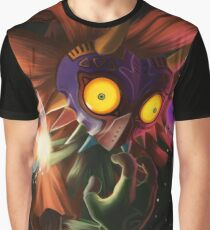 Majora's Mask - Skull Kid Graphic T-Shirt