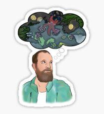 Dr. Miller Sticker