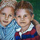 Brothers #2 by Susan McKenzie Bergstrom