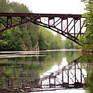 Reflective Bridge by spig