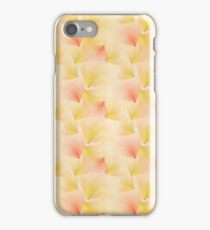 Delicate seamless flowers iPhone Case/Skin