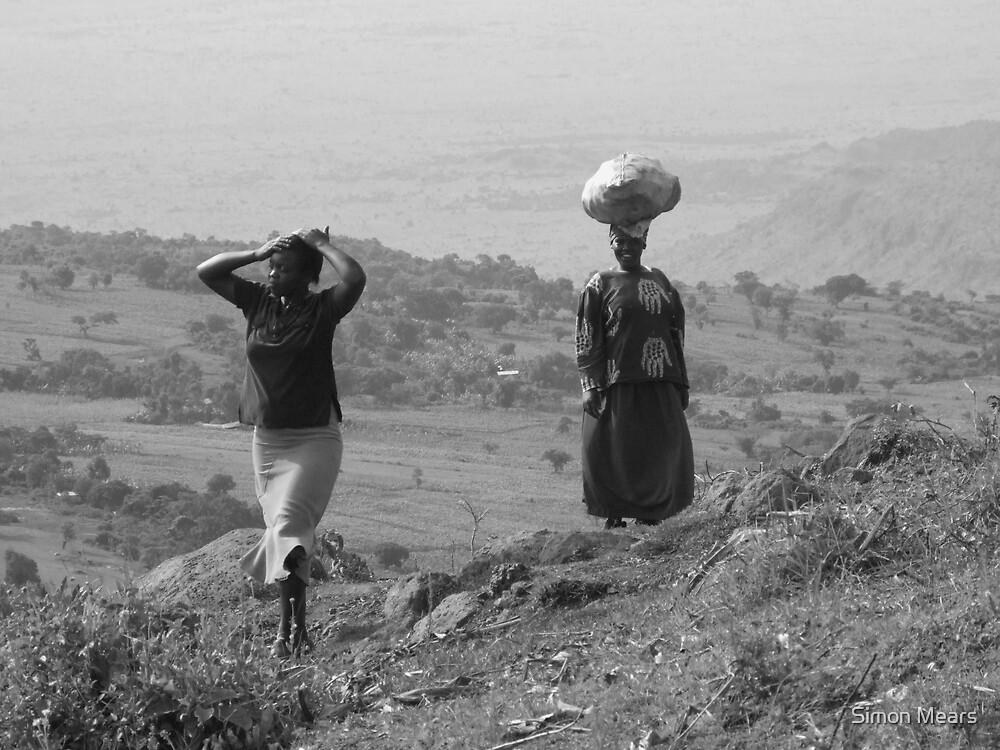 Mt. Elgon, Uganda by Simon Mears