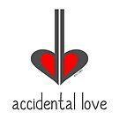 Accidental Love - Music Pun Cartoon by Hannah Sterry