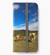 Cows iPhone Wallet/Case/Skin