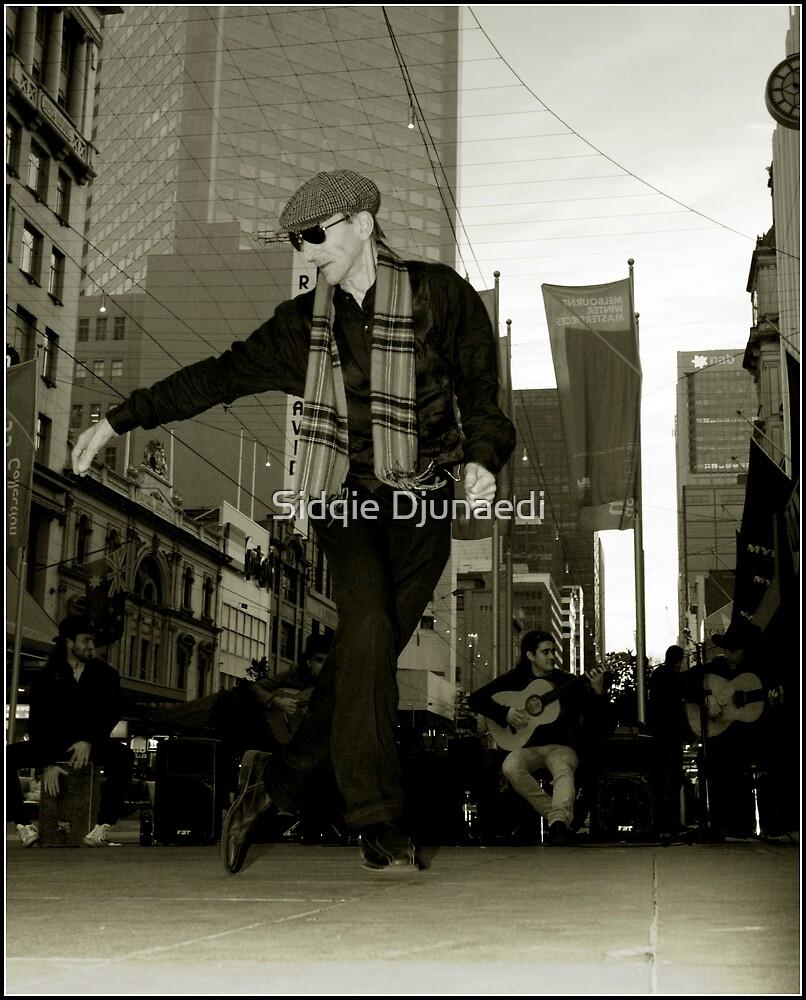 Dance The Night Away by Sidqie Djunaedi