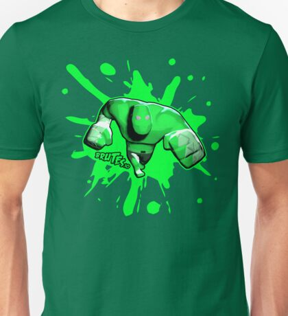 Brutes.io (Brawler Run Green) T-Shirt