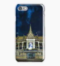 Grand Palace, Phnom Penh iPhone Case/Skin