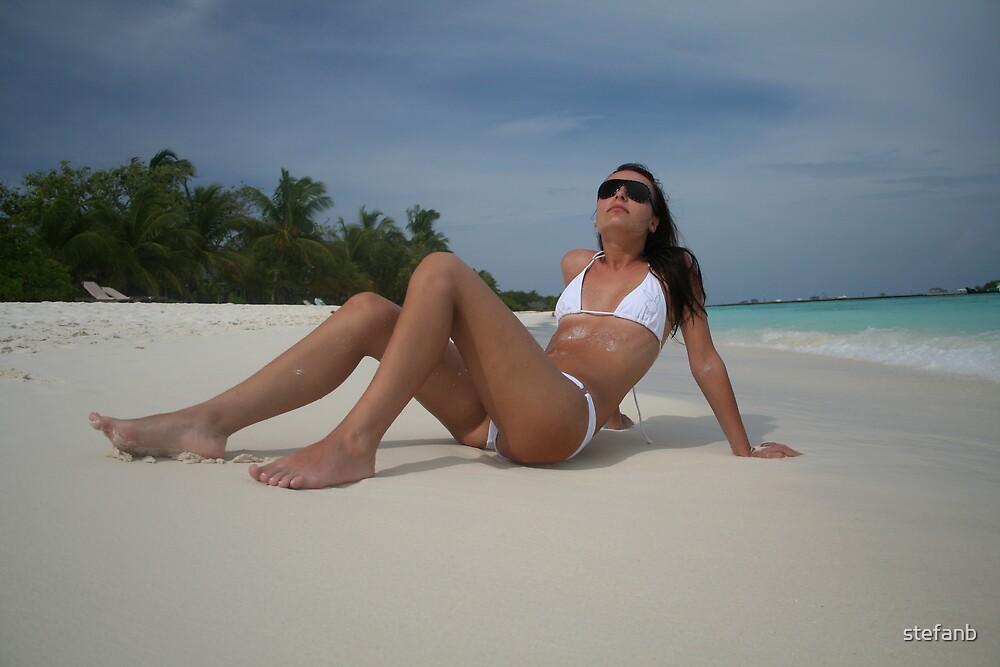 beach by stefanb