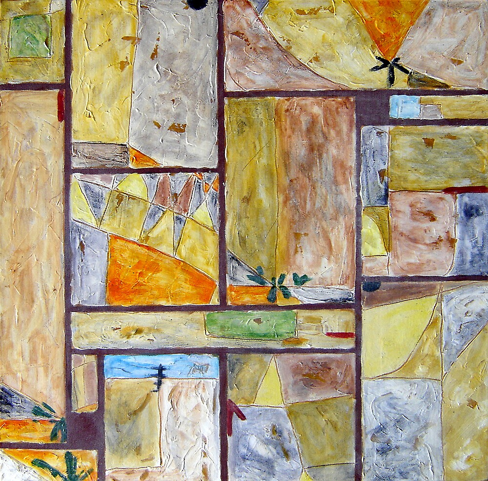 After Klee by Marilyn Brown