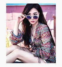 SNSD Tiffany Photographic Print