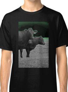 Cley Cows Too D Classic T-Shirt