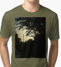Breaking Light Tri-blend T-Shirt