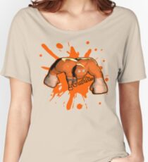 Brutes.io (Behemoth Run Orange) Women's Relaxed Fit T-Shirt