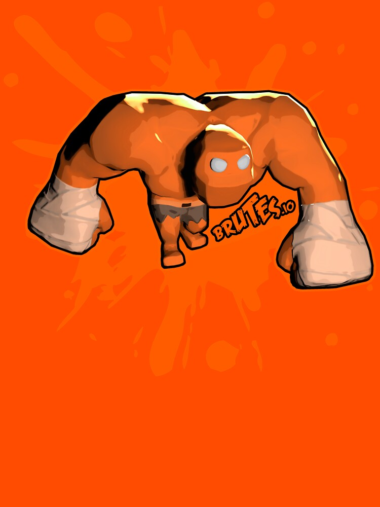 Brutes.io (Behemoth Run Orange) by brutes