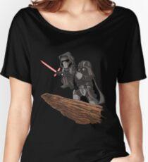 villain funny Women's Relaxed Fit T-Shirt