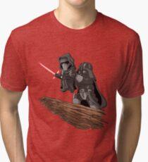 villain funny Tri-blend T-Shirt