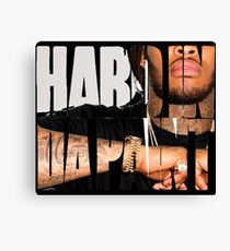 waka flocka Canvas Print