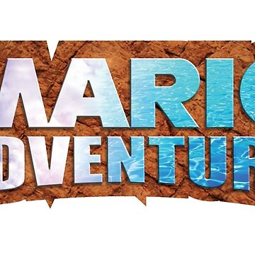 Mario Adventure by PKtora