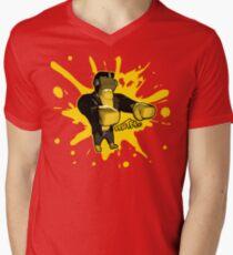 Brutes.io (Costume Frankenbrute Yellow) Men's V-Neck T-Shirt