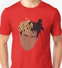 XXXTENTACION Minimal Design - Red T-Shirt