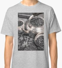 Pot of old coffee beans Classic T-Shirt