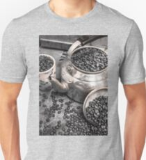 Pot of old coffee beans T-Shirt