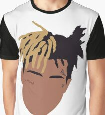 XXXTENTACION Minimal Design Graphic T-Shirt