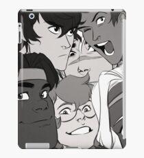 Photo Booth Family iPad Case/Skin