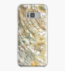 mother of pearl art deco phone case Samsung Galaxy Case/Skin