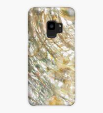 mother of pearl art deco phone case Case/Skin for Samsung Galaxy