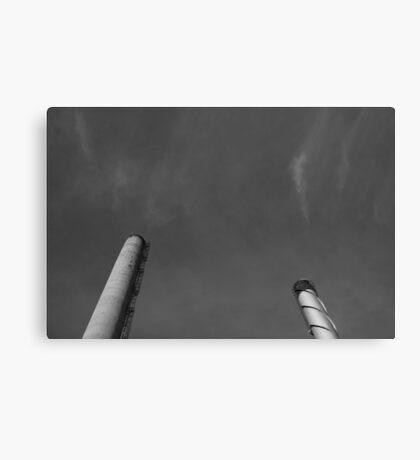 Paper Mill v.4 Canvas Print