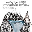 Mountain love by Jenny Wood