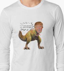 Funny Donald Trump Tiny the T-Rex Meme T-Shirt