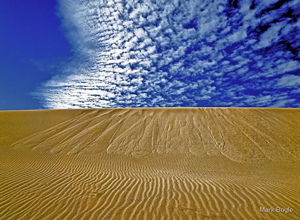 Sand and Sky by Mark Boyle