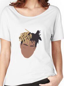 XXXTENTACION Minimal Design Women's Relaxed Fit T-Shirt