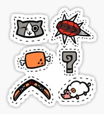 MH 6 Sticker Pack Sticker