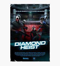 Payday - Diamond Heist Photographic Print