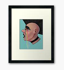 Hallucinogenic Happiness Framed Print