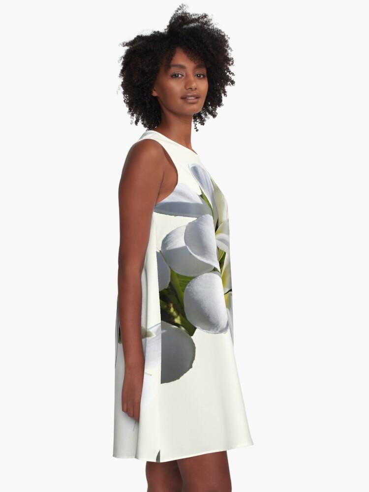 Alternate view of Frangipani A-Line Dress