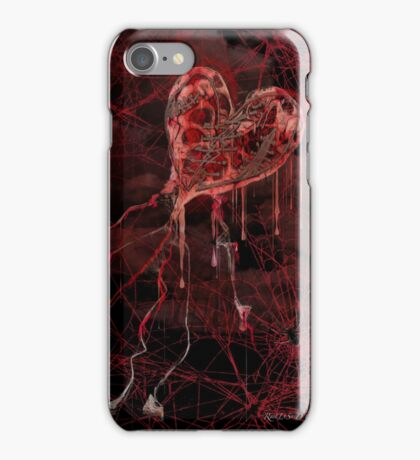 My Hearts a Mess iPhone Case/Skin