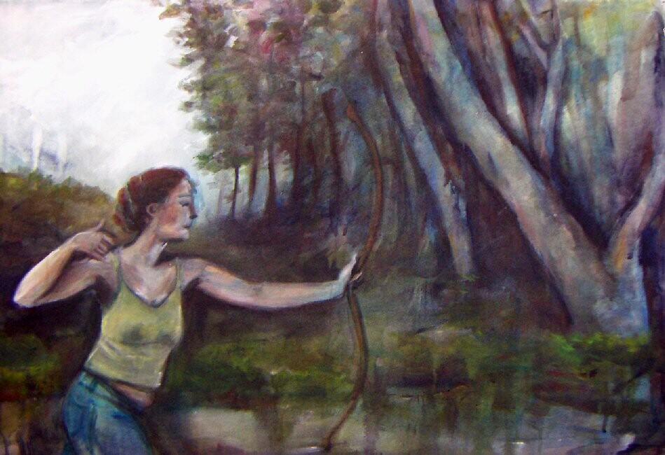 Artemis by Lee Pike