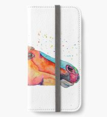 Arabian stallion Zouros iPhone Wallet/Case/Skin