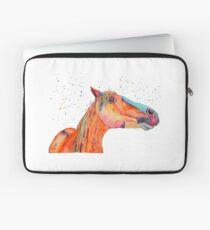 Arabian stallion Zouros Laptop Sleeve