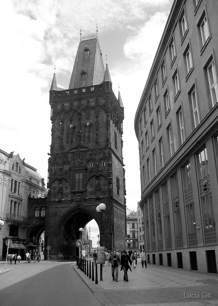 Prague by Lucia Gill