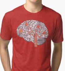 Brain Plasticity Tri-blend T-Shirt