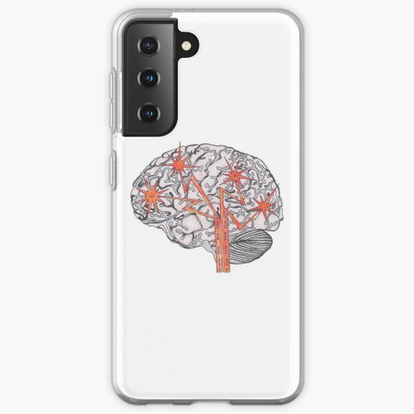Brain Plasticity Samsung Galaxy Soft Case