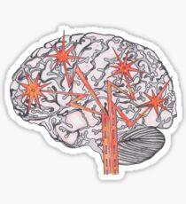 Brain Plasticity Sticker